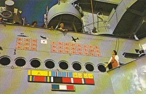 U S S Noth Carolina Battleship Memorial Scoreboard Wilmington North Carolina