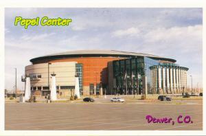 Pepsi Center - Denver CO, Colorado - Avalanche Hockey and Nuggets Basketball