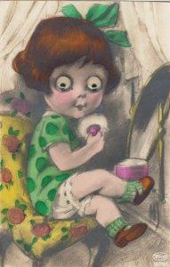 RP: Google eyed Doll Portrait , 00-10s : #9