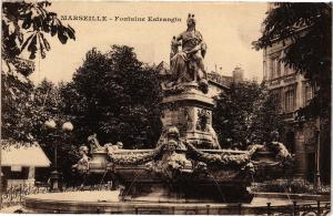 CPA MARSEILLE-Fontaine Estrangin (189037)