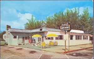 Singer Island FL -  TOWN HOUSE Restaurant , 1960s
