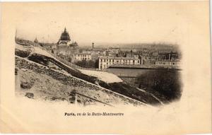 CPA AK PARIS 18e vu de la Butte-Montmartre (539427)