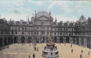 LIVERPOOL, Lancashire, England, United Kingdom.; The Exchange, 00-10s