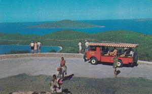 Drake's Seat. Magens Bay , Virgin Islands , PU-1969