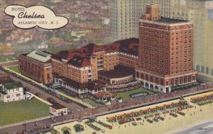 Hotel Chelsea, Atlantic City, New Jersey, 30-40s