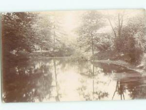 Old rppc NATURE SCENE Great Postcard AB0576