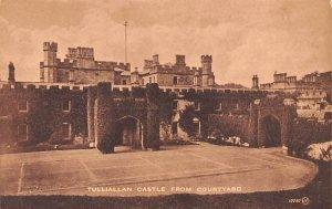 Tulliallan Castle from Courtyard Scotland, UK Unused