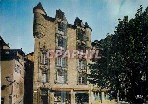 Postcard Modern Marselis Hotel Arhus Denmark Frydenlund