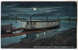 Ohio River, Parkersburg WV