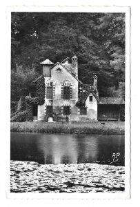 RPPC France Versailles Le Petit Trianon Glossy Editions D'Art A.P. Postcard