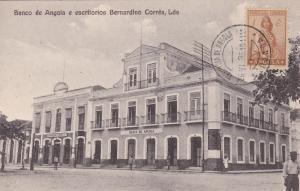 Banco de Angola e escritorios Bernardino Correa , Lda , ANGOLA , PU-1926