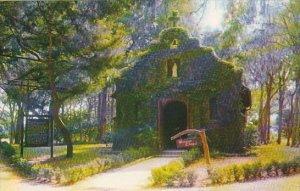 Florida St Augustine Mission Of Nombre De Dios