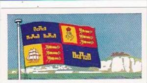 Amaran Tea Trade Card Flags &  Emblems No 8 Cinque Ports