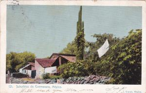 CUERNAVACA, Morelos, Mexico, PU-1906; Suburbios De Cuernavaca