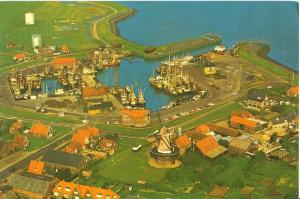 Holland, Netherlands, Texel, 1974 used Postcard