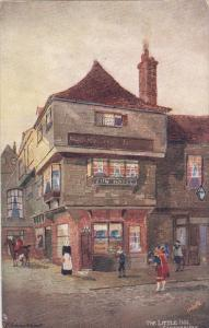 TUCK #1163, CANTERBURY, Kent, England, United Kingdom; The Little Inn,  00-10s