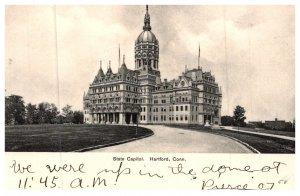 Connecticut Hartford , State Capitol