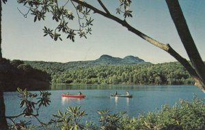 LINVILLE, North Carolina, 40-60s; Grandfather Mountain Lake