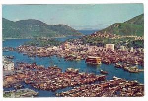Aberdeen,   Hong Kong, China, 50-70s