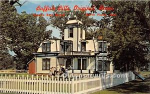 North Platte, Nebraska, NE, USA Postcard Buffalo Bill's Scout's Res...