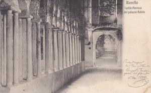 Cortile Moresco Del Palazzo Rufolo, RAVELLO (Campania), Italy, 1900-1910s