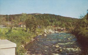 CORNER BROOK, Newfoundland, Canada, PU-1964; Lady Bowater Park