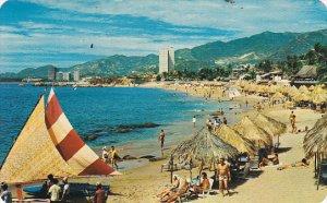 Mexico Acapulco Condesa Beach and Part Of Bay