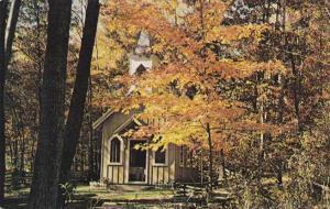 Chapel in the Woods near Waupaca WI, Wisconsin