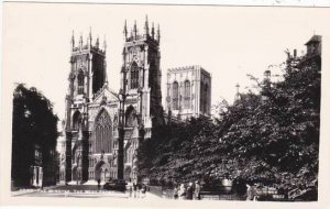 England York The Minster West Front Photo