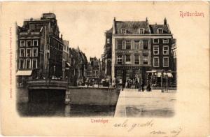 CPA ROTTERDAM Toesteiger NETHERLANDS (602438)