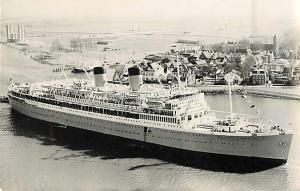 RPPC of M.S. Johan Van Oldenbarnevelt Passenger Ship