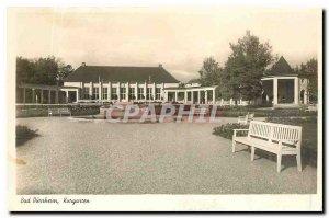 Modern Postcard Bad Durrheim Kurgarten