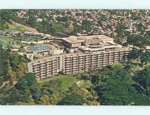 Unused Pre-1980 HILLTON HOTEL Port Of Spain Trinidad And Tobago F6223@