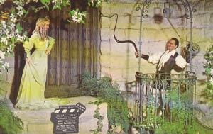 Douglas Fairbanks and Mary Pickford Movieland Wax Museum Buena Park California