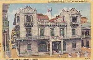 Presidents Palace, Panama City, 30-40s