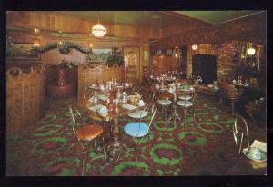 San Lupis Obispo, CA Postcards, Madonna Inn, Coffee Shop