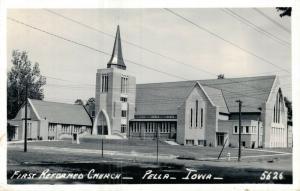USA - First Reformed Church Pella Iowa 01.67
