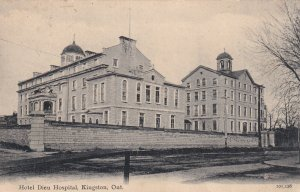 KINGSTON, Ontario, Canada, 1901-1907; Hotel Dieu Hospital