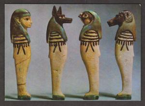 The Four Sons of Horus Egypt 1000 BC - The British Museum