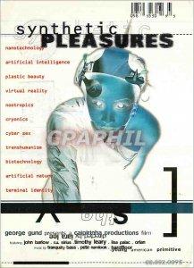 Postcard Modern Synthetic Pleasures