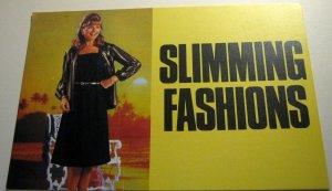 Advertising Fashion Jean Jerrard Leeds - unposted
