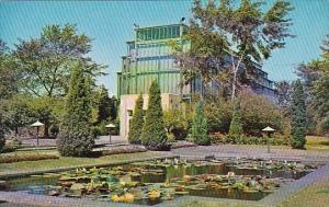 The Jewel Box In Forest Park In Saint Louis Missouri