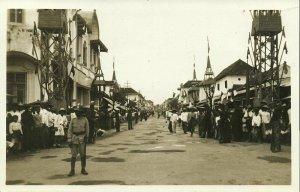 indonesia, JAVA SURAKARTA SOLO, Sunan Pakubuwono X Jubilee Procession (1932) 7