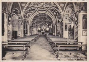 Switzerland Locarno Inneres der Madonna del Sasso Photo