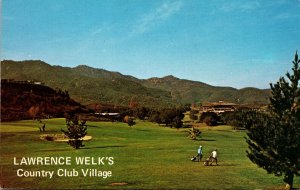 California San Diego County Lawrence Welk's Country Club Village