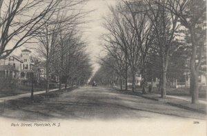 MONTCLAIR , New Jersey , 00-10s ; Park Street