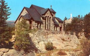 CO- St. Malo Chapel, South St. Vrain Highway