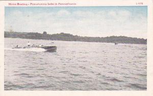 Motor Boating, Pymatuning Lake in PENNSYLVANIA, 10-20s
