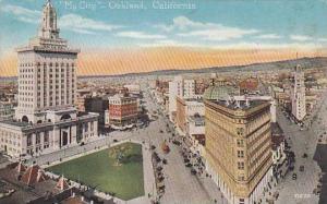 My City, Oakland, California, 00-10s