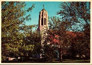 Nebraska Boys Town Dowd Memorial Chapel